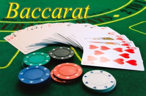 オンラインカジノのバカラを攻略する